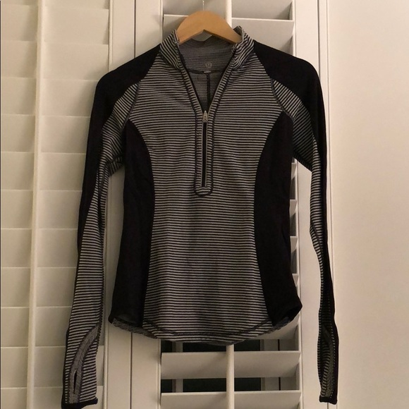 lululemon athletica Tops - Lululemon Half Zip Jacket